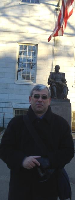 Mihai Ionescu, Harvard, Decembrie 2008